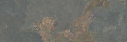 Керамическая плитка Рамбла коричневый обрезной 12124R 25х75