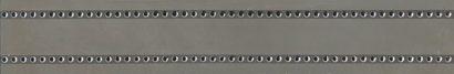 Керамическая плитка Раваль Бордюр обрезной DC B09 13060R 14