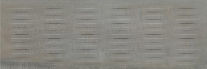 Керамическая плитка Раваль серый структура обрезной 13068R 30х89
