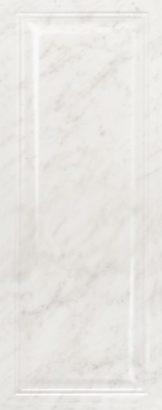 Керамическая плитка Ретиро белый панель 7197 20х50