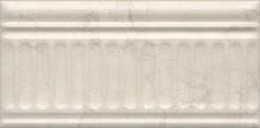 Керамическая плитка Резиденция Бордюр беж структурированный 19027 3F    9