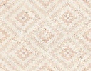 Керамическая плитка Резиденция Плитка настенная орнамент 7171    20х50
