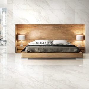 Коллекция плитки Romario Ceramics Supreme Oriental White Китай