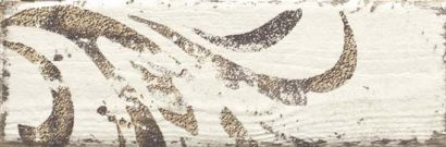 Керамическая плитка Rondoni Bianco Inserto Struktura B Декор 98х298  34