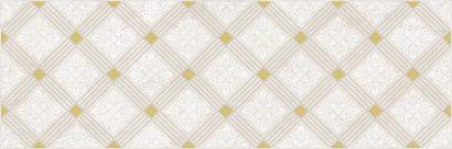 Керамическая плитка Royal Декор кофейный светлый 20х60
