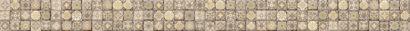 Керамическая плитка Royal Garden бордюр многоцветный (RGL-WBM451 452) 4