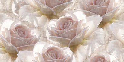 Керамическая плитка Royal Garden вставка мозаика многоцветная (RG2С451D) 29