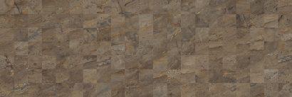 Керамическая плитка Royal Плитка настенная коричневый мозаика 60054 20х60