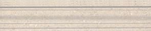 Керамическая плитка Сады Сабатини Бордюр багет серый BLE015 5