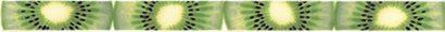Керамическая плитка Салерно Бордюр Киви AC267 15000 40х3