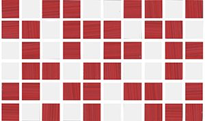 Керамическая плитка Салерно Декор мозаичный 171 15039 15х40