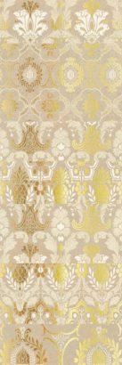 Керамическая плитка Serenata beige Декор 01 25х75