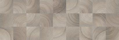 Керамическая плитка Шиен 2Д Плитка настенная декор серый