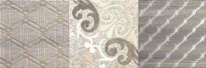 Керамическая плитка Sinai Suez Decorado - 1 Декор 200х592 мм 9