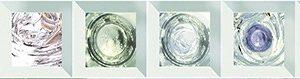 Керамическая плитка Сирио Бордюр БД57СИ105   BWU57SIR105   BWD57SIR105 50х6