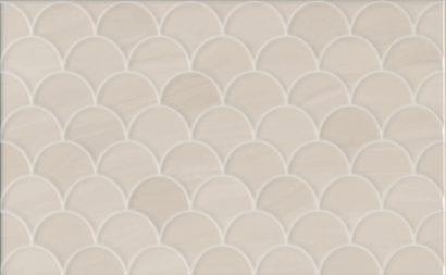 Керамическая плитка Сияние беж структура 6375 25x40