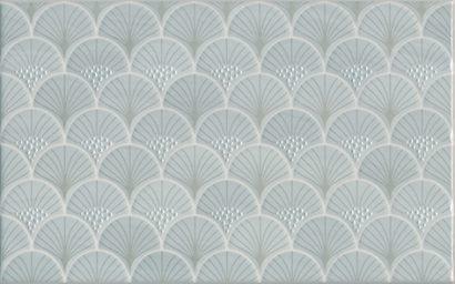 Керамическая плитка Сияние Декор AD B457 6376 25x40