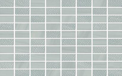 Керамическая плитка Сияние Декор мозаичный MM6379 25x40