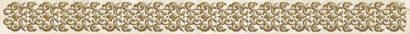 Керамическая плитка Solo Бордюр 58-03-11-458-0 5х60