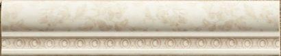 Керамическая плитка Sonora Moldura Crema Бордюр 40x200 мм 36