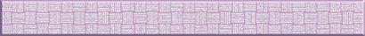 Керамическая плитка Спецэлемент стеклянный сиреневый (GL7H221) 4х35