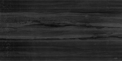 Керамическая плитка Страйпс черный Плитка настенная 10-01-04-270 25х50