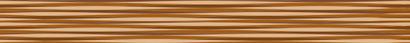 Керамическая плитка Stripes Бордюр бежевый 5х50