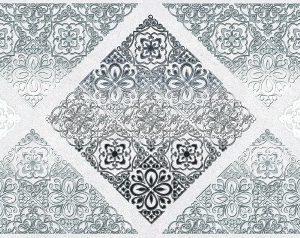 Керамическая плитка Студио Декор серый 17-03-06-656 20х60