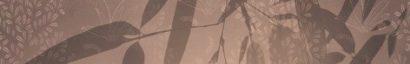 Керамическая плитка Tea ceremony Бордюр B300D175 30х4