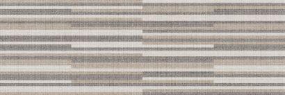 Керамическая плитка Телари 7М Плитка настенная декор полоски микс 25х75
