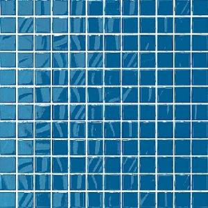 Плитка мозаика Темари Плитка настенная индиго (мозаика) 20047  29