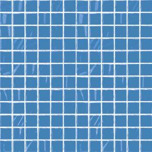 Плитка мозаика Темари синий мозаика  20013  29