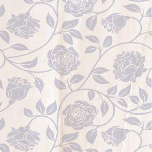 Керамическая плитка Tender Marble Декор цветы голубой 1064-0041 20х60