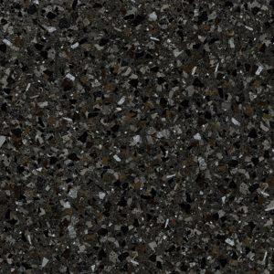 Керамогранит Терраццо 5 Керамогранит чёрный 50х50