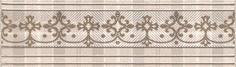 Керамическая плитка Традиция Бордюр AD A182 8236 20х5