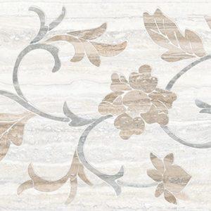 Керамогранит Travertini Декор Белый K945357HR 30x60
