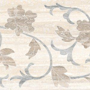 Керамогранит Travertini Декор Кремовый K945358HR 30x60