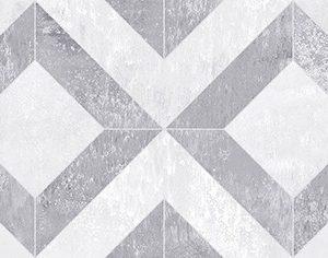 Керамическая плитка Troffi Плитка настенная серый узор 08-01-06-1339 20х40