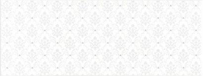 Керамическая плитка Уайтхолл белый Плитка настенная 15001 15х40