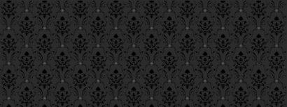 Керамическая плитка Уайтхолл Плитка настенная черный 15002 15х40