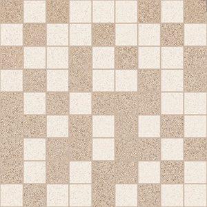 Плитка мозаика Vega Мозаика т.бежевый+бежевый 30х30
