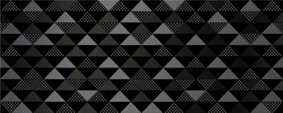 Керамическая плитка Vela Декор Nero Confetti 20