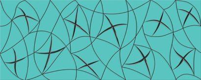 Керамическая плитка Vela Декор Tiffani Stella 20