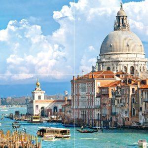 Керамическая плитка Venezia Панно 50x100