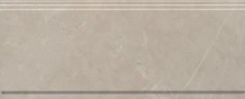 Керамическая плитка Версаль Бордюр беж обрезной BDA007R 30х12