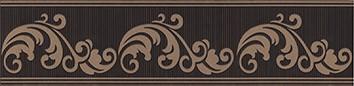 Керамическая плитка Версаль Бордюр STG B610 11129R 30х7