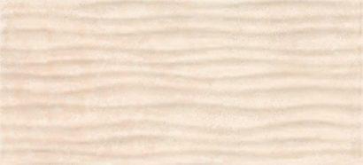 Керамическая плитка Versal облицовочная плитка рельеф бежевый (VEG012D) 20x44