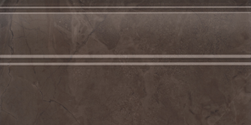 Керамическая плитка Версаль Плинтус коричневый обрезной FMA017R 30х15