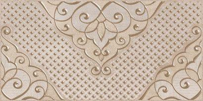 Керамическая плитка Versus Chic Декор коричневый 08-03-15-1335 20х40