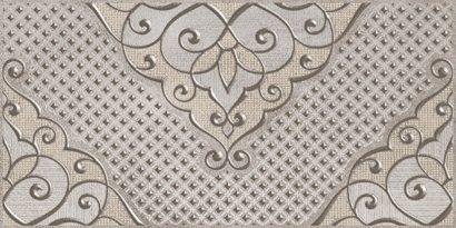 Керамическая плитка Versus Chic Декор серый 08-03-06-1335 20х40